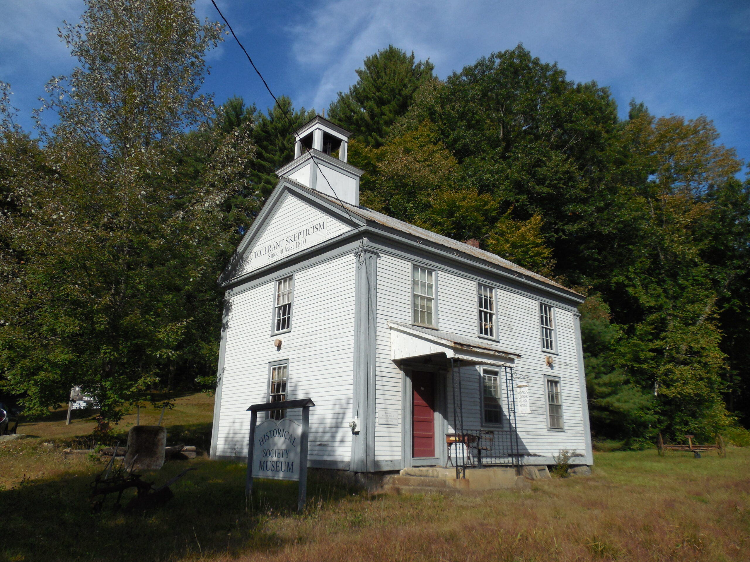 Leverett Schoolhouse